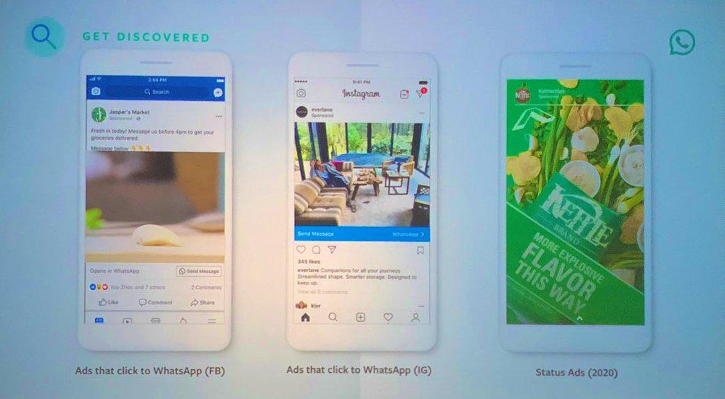 WhatsApp Story Ads: So sehen die neuen Ads aus