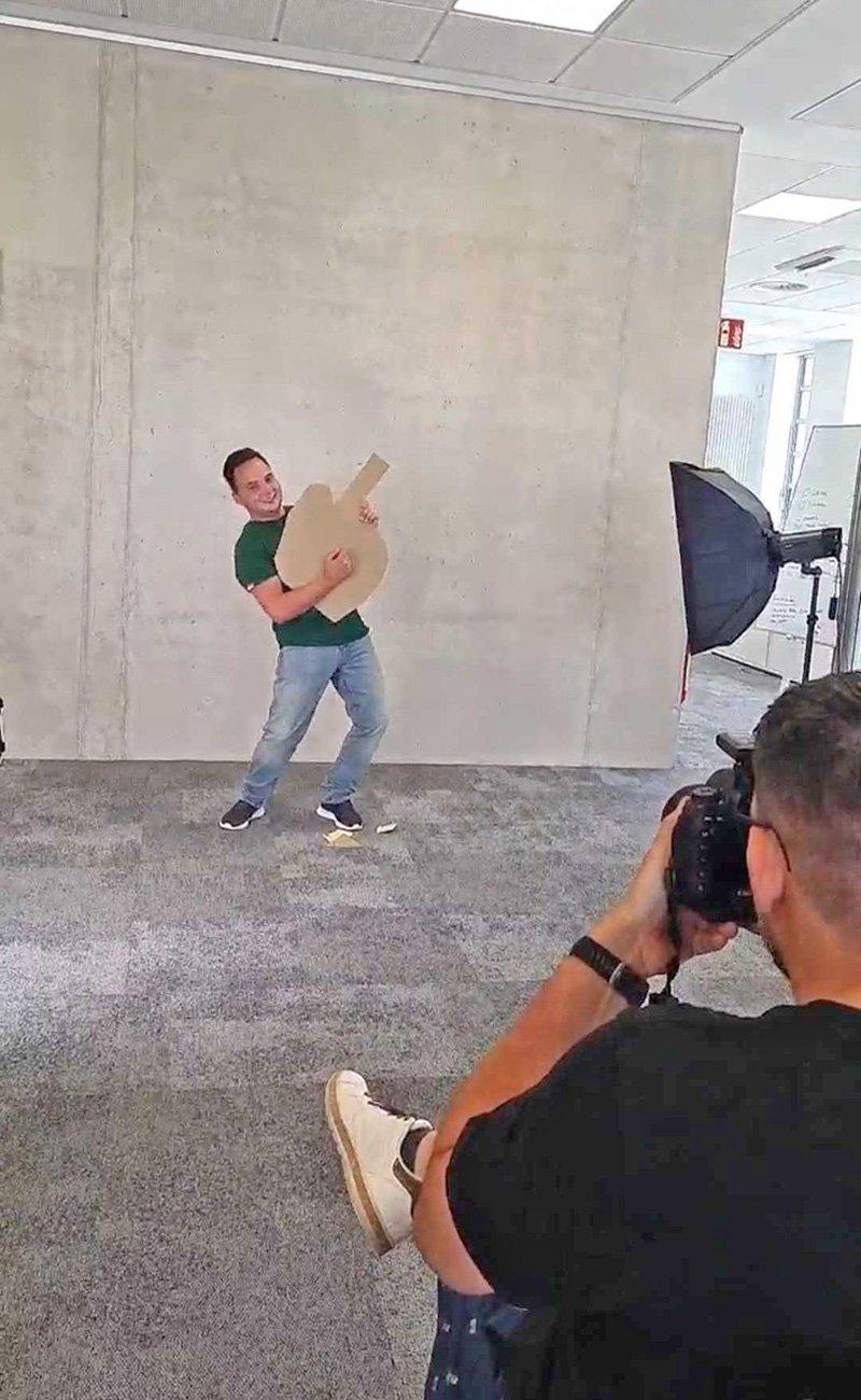 Fotoshooting Marco