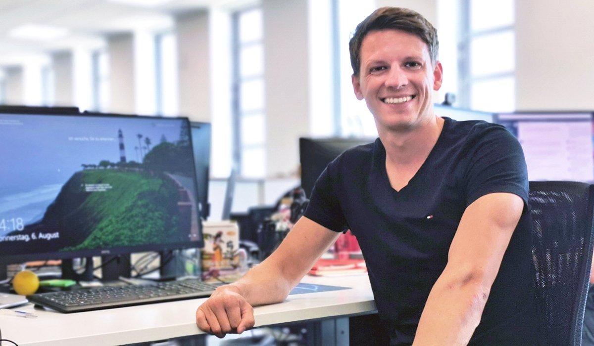 Tobias Schmidt ist neuer Product Owner bei Mittwald und erzählt über seinen Einstieg.