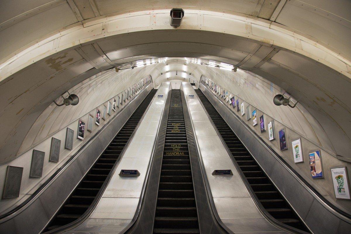 Bild eines Fahrstuhls