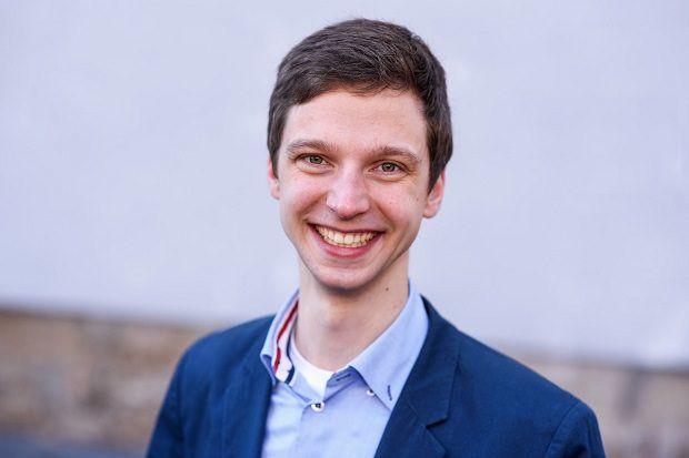 Geschäftsführender Gesellschafter von IronShark: Claus Weibrecht