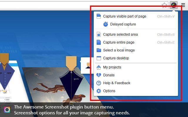 Ein praktisches Werkzeug zur Erstellung von Screenshots