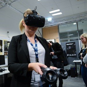 Virtual Reality beim WUD in Osnabrück