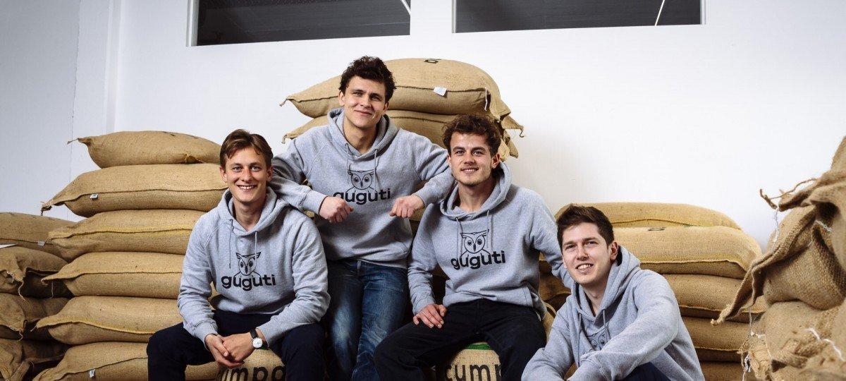Die Gründer vom Start-up Guguti haben mit Mittwald ihren Shop-Hoster gefunden.
