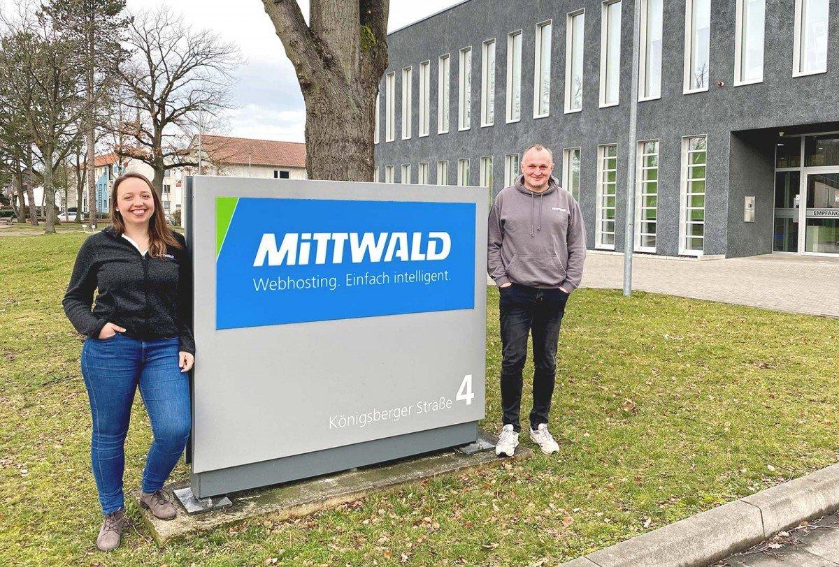 Start des Digital Campus bei Mittwald