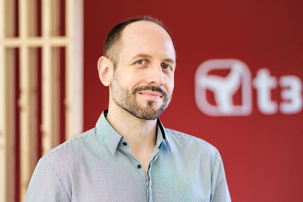 Head of Media Sales Hagen Pfennigstorf