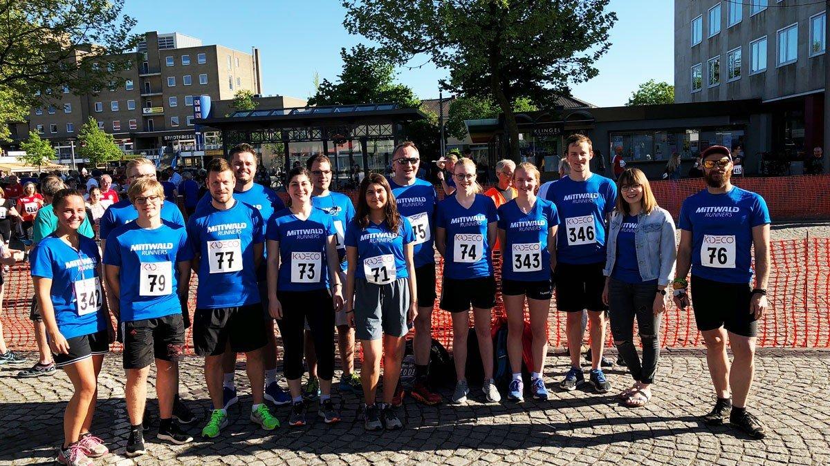 Mittwald Runners