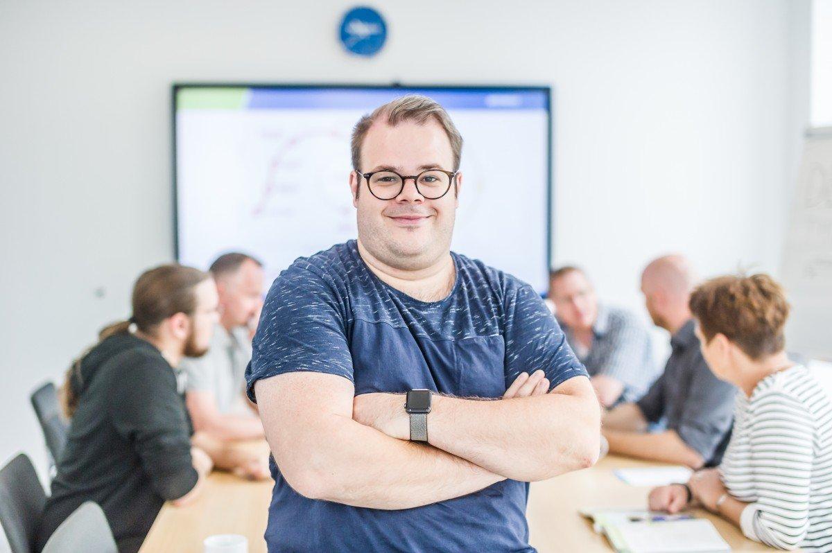 Mittwalds TYPO3 Experte Philipp Stranghöner