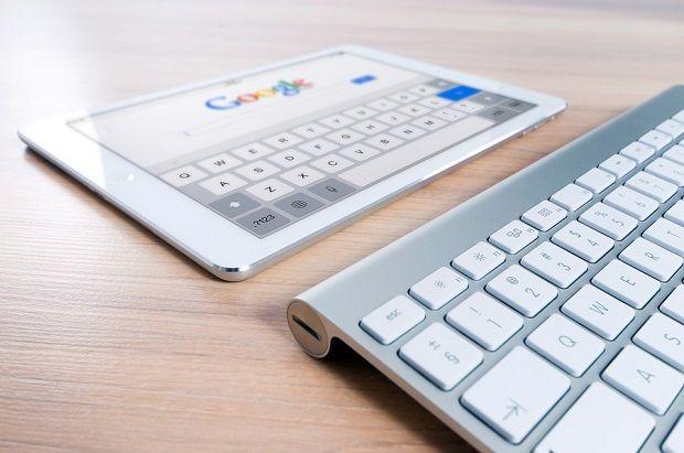 Tablet Tastatur Rankingsignale