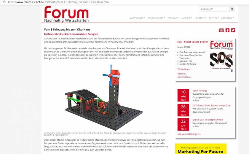 Screenshot forum-csr.net