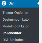 wordpress rolleneditor