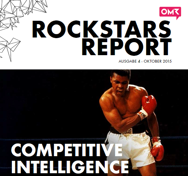 competitive intelligence rockstars