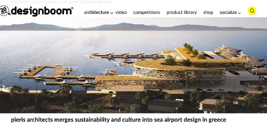 Screenshot designboom.com
