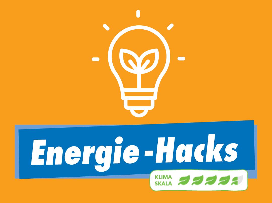 Energie-Hacks