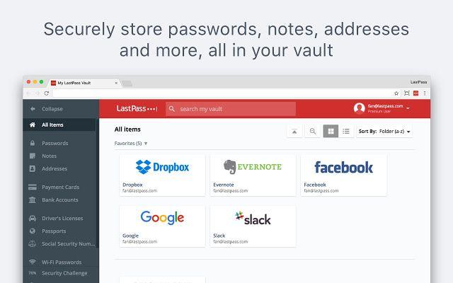 Die Browser-Erweiterung von LastPass ist für Nutzer des gleichnamigen Managers äußerst hilfreich