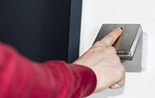 Sicherheit Kunden Rechenzentrum Sensoren