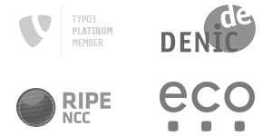 Logos Mittwald Mitgliedschaften