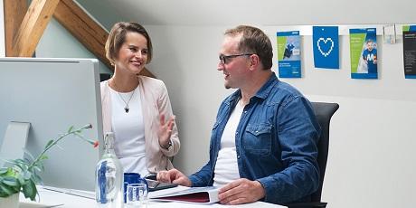 Rudolf Mantler und Kirsten Asmus
