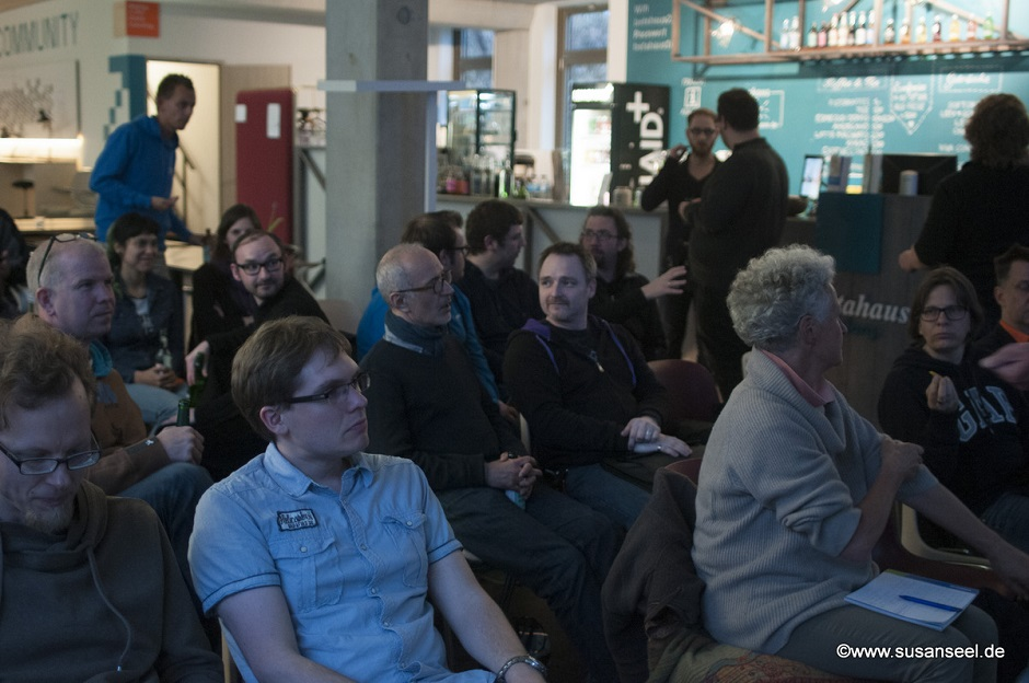 WordPress Meetup in Hamburg