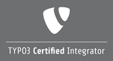 TYPO3 Certified Integrator Logo