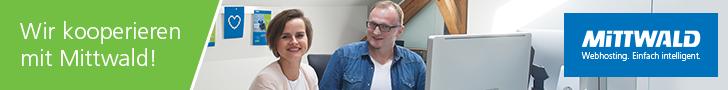 Mittwald CM Service GmbH & Co. KG - Webhosting. Einfach intelligent.
