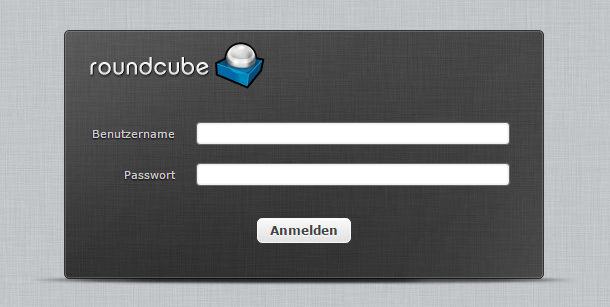 Webmail einloggen Whitelabel
